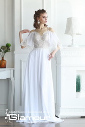 I sell wedding,  evening,  final dresses from the manufacturer.